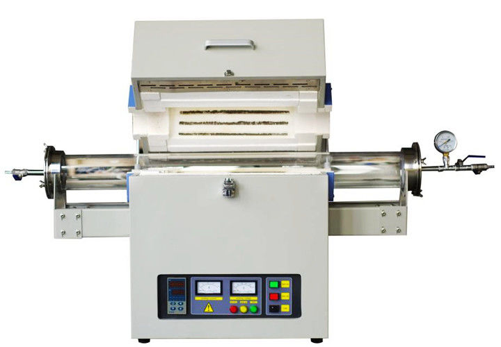 1200 ℃ / 1400 ℃ / 1600 ℃ Lab Tube Furnace High Performance - 0.1MPa Pressure