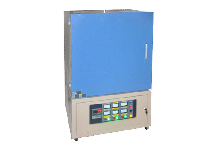 High Temperature Industrial Muffle Furnace Melting Type 20 °C / Min Heating Rate