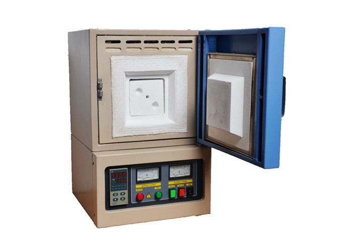 1700 ℃ High Temperature Industrial Muffle Furnace 50 / 60 Hz Frequency CE Listed
